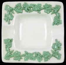 Wedgwood Celadon On Cream Color Ashtray 781035