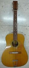 Landola 12 strings acoustic guitar Colorado Vintage old stock-never used!