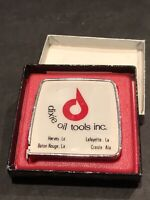 Lufkin NIB Dixie Oil Tools Inc 6' Tape Measure La and Ala