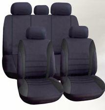 Paño NEGRO CUBIERTA DE ASIENTO COMPLETO asiento lavable Opel Opel Insignia Frontera Meriva