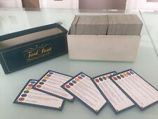 Trivial Pursuit Edición * Caja de género tarjetas * caja de sustitución de preguntas *