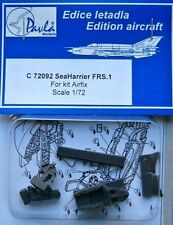 Pavla 1/72 Sea Harrier FRS.1 cockpit for Airfix # C72092