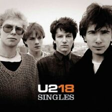 U2 : 18 SINGLES : BRAND NEW & SEALED  180 GRAM DOUBLE VINYL LP