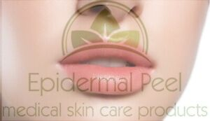 Epidermal Peel lip plumper Enhancement Permanent Medical Grade MSRP $29.99 @@@@@