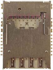 SD SIM Konnektor Karten Leser Memory Card Reader Connector Asus Zenfone 2 Laser