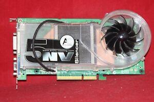 EVGA Nvidia GeForce 6800 GT 256MB 256BIT GDDR3, AGP Graphics Card 256-A8-N349-AX
