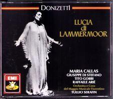 Donizetti Lucia di Lammermoor MARIA CALLAS DI STEFANO Tito Gobbi Serafin 2cd'53