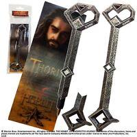 The Hobbit Thorin Oakenshield Key Pen and 3D Bookmark Oakenshield's Gift Set