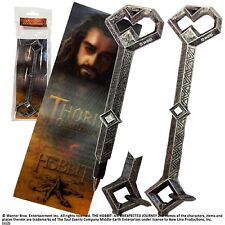 The Hobbit Thorin Oakenshield Key Pen and 3D Bookmark Oakenshield's Gift Set
