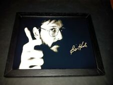 "BILL HICKS PP SIGNED & FRAMED 10""X8"" INCH REPRO COMEDY STAND UP GOAT BOY"