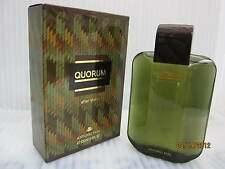 QUORUM ANTONIO PUIG 3.4 FL oz / 100 ML After Shave Splash New In Box