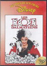 DVD DISNEY LES 101 DALMATIENS LE FILM AVEC GLENN CLOSE