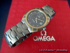 OMEGA Seamaster Herrenuhr * Titan/Gold 18 Karat * neuwertiger Zustand