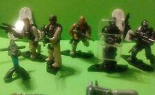 call of duty mega bloks military action figures