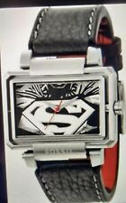 *RARE* NEW FOSSIL SPECIAL EDITION SUPERMAN WATCH LL1054 - HTF