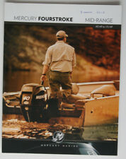 MERCURY FOURSTROKE Outboards 2013 brochure - English - Canada - ST1002000318