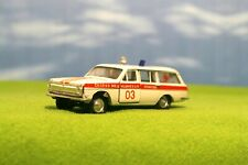 VOLGA TANTAL - GAZ 2402 AMBULANCE *RARE USSR CCCP RUSSIAN 1/43RD ORIGINAL BEAUTY