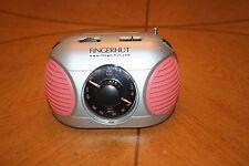 Fingerhut AM/FM Portable Transistor Radio (Model 2246)