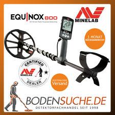 Minelab Equinox 800 Metalldetektor -> Neuware vom Fachhändler