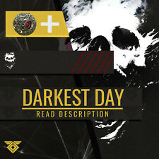 Destiny 2 Darkest Day Emblem + Gilded Shell PS4/XBOX/PC READ DESCRIPTION!