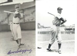 BOB SCHEFFING, 1941-50 CHICAGO CUBS, SIGNED PHOTO POSTCARD