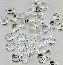 5000 white Wedding Decoration Scatter Crystals Table Diamonds Confetti