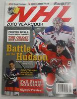Nhl Magazine Henrik Lundqvist & Zach Parise 2010 061615R
