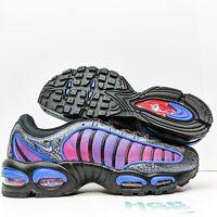 Nike Air Max Tailwind IV SE Men's Black Blue Pink CD0459-002 Reflective Gym