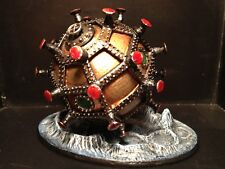 Cavorite Sphere, H.G. Wells space ship from the story the First Men in the Moon