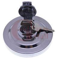 Lockable Fuel Tank Cap 20Y-14-11160 423-04-11362 for Komatsu W/ 2 Keys