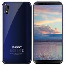 "5.0"" Cubot J3 Handy 1GB + 16GB Face ID Android Go QuadCore 3G Smartphone - Blau"