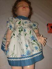 """Ideal Vintage 1956 Vp 23 Posie Doll Saucy Walker Era 23"""""""