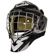 New Vaughn 7700 ice hockey goal helmet Reaper Sr medium senior goalie face mask
