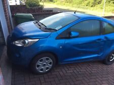 Ford ka tailgate hinges dive blue