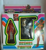 COSMOS FIGHTER PISCES CLOTHES  10 CM FIGURES GLOBO CAVALIERI SAINT-SEIYA.