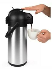 Cresimo 101 Oz Airpot Thermal Coffee Carafe Stainless Steel Thermo