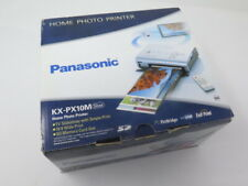 Panasonic KX-PX10M Digital Photo Thermal Printer NEW Open Box Complete