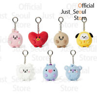 Official BTS BT21 Baby PongPong Suede Bagcharm Doll 7cm+Freebie+Tracking