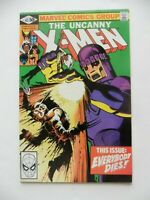 Uncanny X-Men #142, VF 8.0, Days of Future Past Part 2, Wolverine, Storm