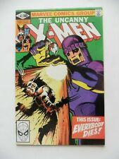 Uncanny X-Men #142, VF 8.0, Days of Future Past Part 2, Wolverine, Storm