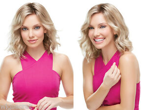 Medium Light and Breezy SmartLace Front Scarlett By Jon Renau Wavy Straight Wigs
