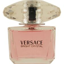Versace Bright Crystal by Gianni Versace EDT Spray 3 oz Tester