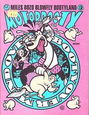 motorbooty 6 1992 beastie boys blowfly firesign music comix grunge detroit punk