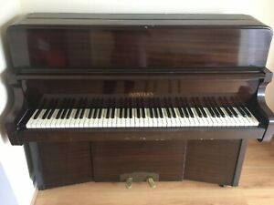 Bentley Upright - Fully Reconditioned Piano -  Mahogany Wood - Open to Offers