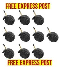 [L] 10 x 700 X 19 / 23C PRESTA 48mm Quality ROAD BIKE TUBE FRENCH EXPRES POST