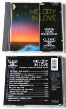 MODERN SOUND ORCHESTRAS Melody In Love .. 1992 Pilz CD OVP/NEU