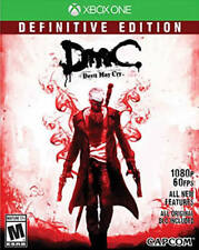 DMC Devil May Cry: Definitive Edition Xbox One New Xbox One, xbox_one