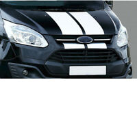 Ford Transit Bonnet Race Stripes Graphics Car Decal Vinyl Sticker