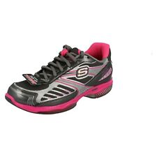 Ladies Skechers Fitness Group Shape-Ups Toners Lace Up Trainers : Ultra Brite