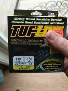 Tuf-Line 130lb 150 Yards Yellow